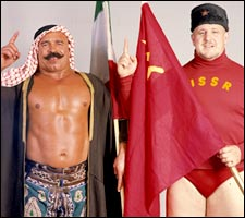 Sheik and Volkoff