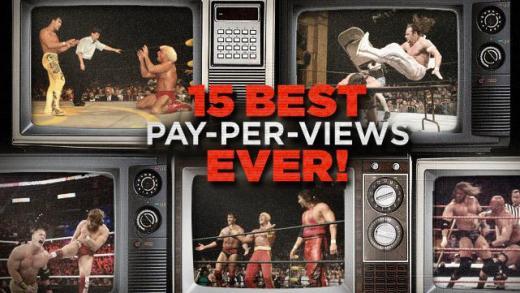 WWE PPV 15