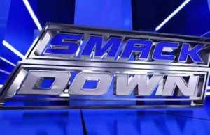 WWE SmackDown! Logo 2015