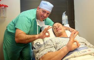 Cena surgery