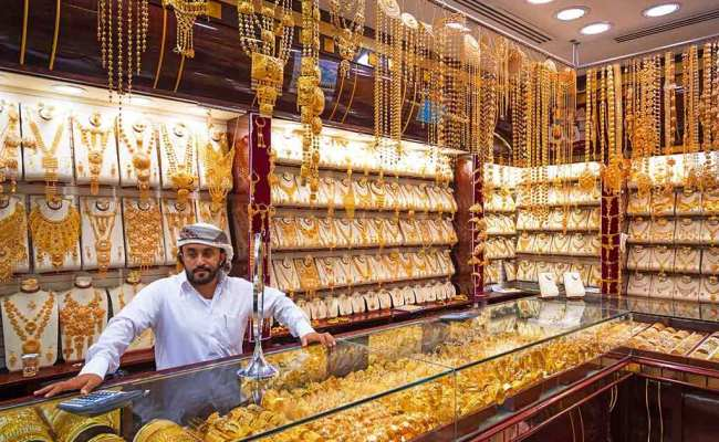 Famous Souk In Dubai