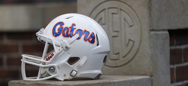 Florida football depth chart released for 2017 Week 1 game against