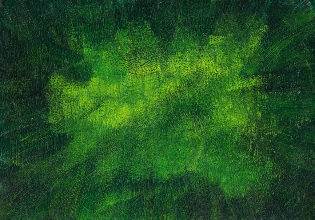 Green Brush Paint Texture (JPG) OnlyGFX