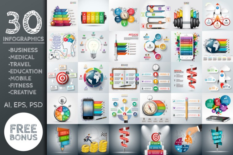 Business-Infographic-Templates