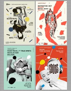 Posters - Michael Sallit