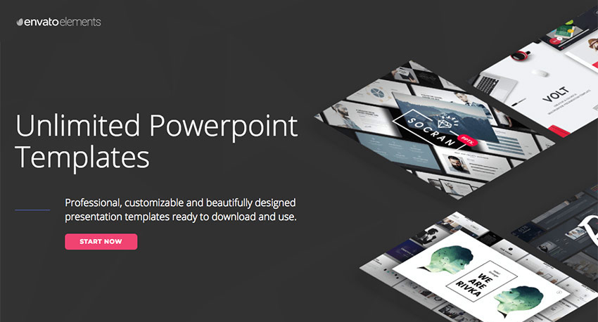 25+ Awesome PowerPoint Templates (With Cool PPT Presentation Designs