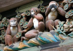 three monkeys resources three monkeys san en  see no evil speak . 702 x 496.Harvest Festivals Of India In Hindi Language