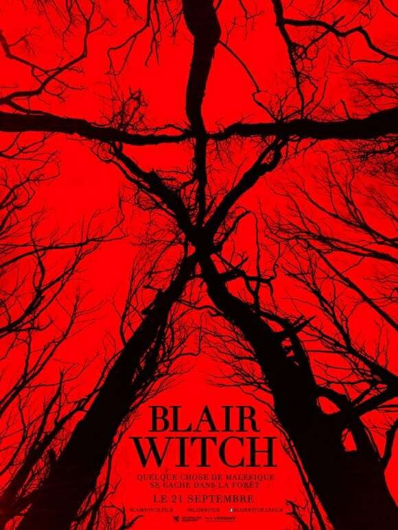 [Critique] BLAIR WITCH