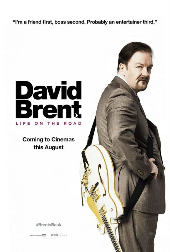 [Critique] DAVID BRENT : LIFE ON THE ROAD