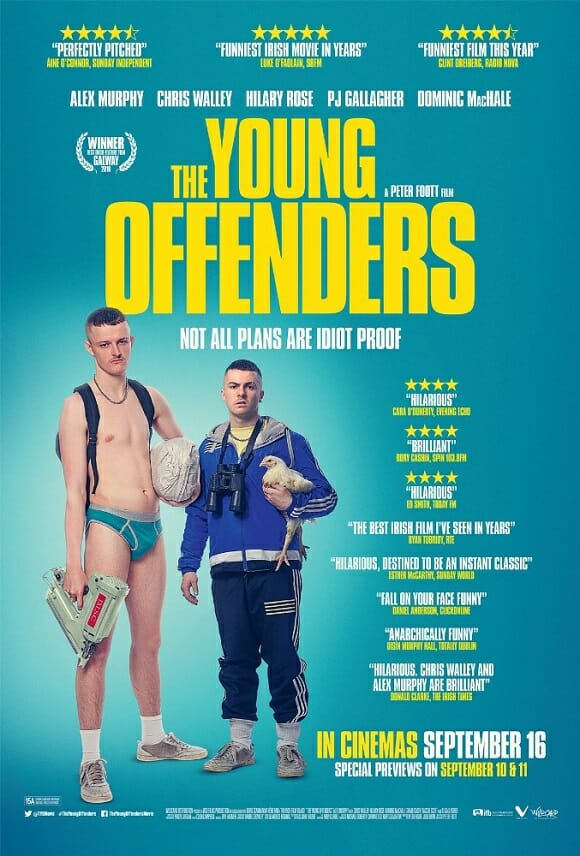 [Critique] THE YOUNG OFFENDERS