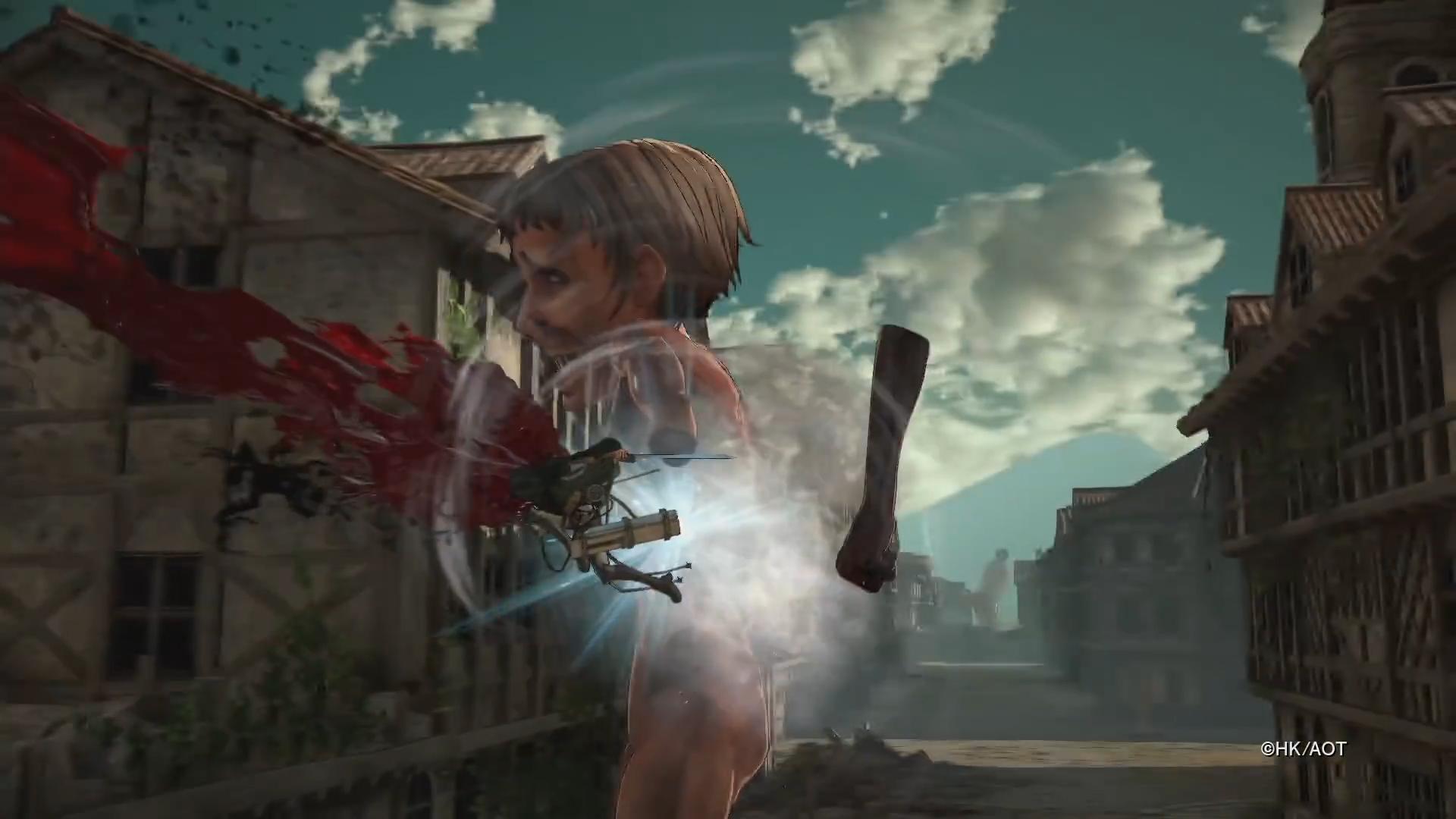 Anime Wallpaper For Ps Vita Attack On Titan Onrpg