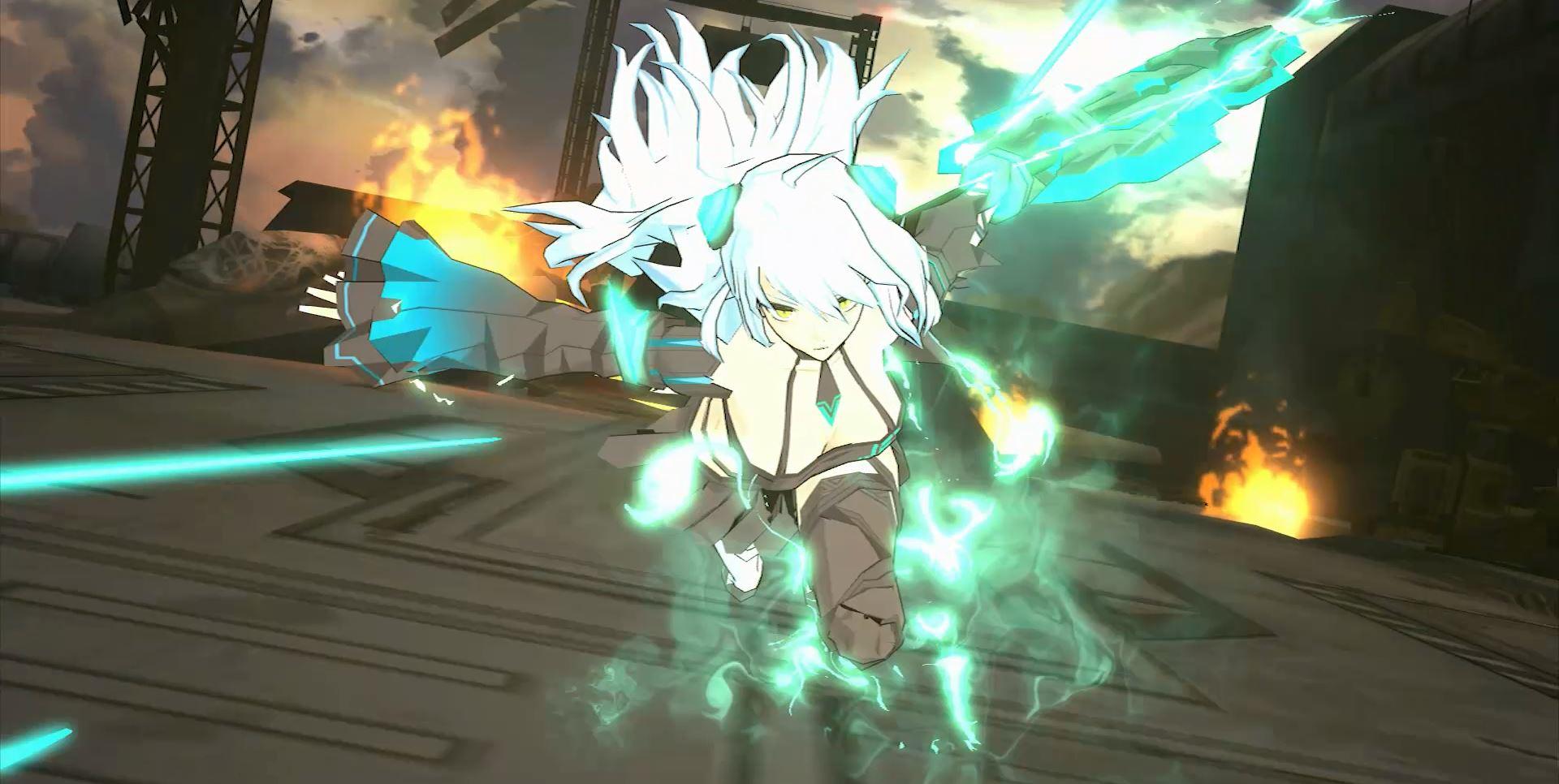 Best Anime Wallpaper Engine Soul Worker Onrpg