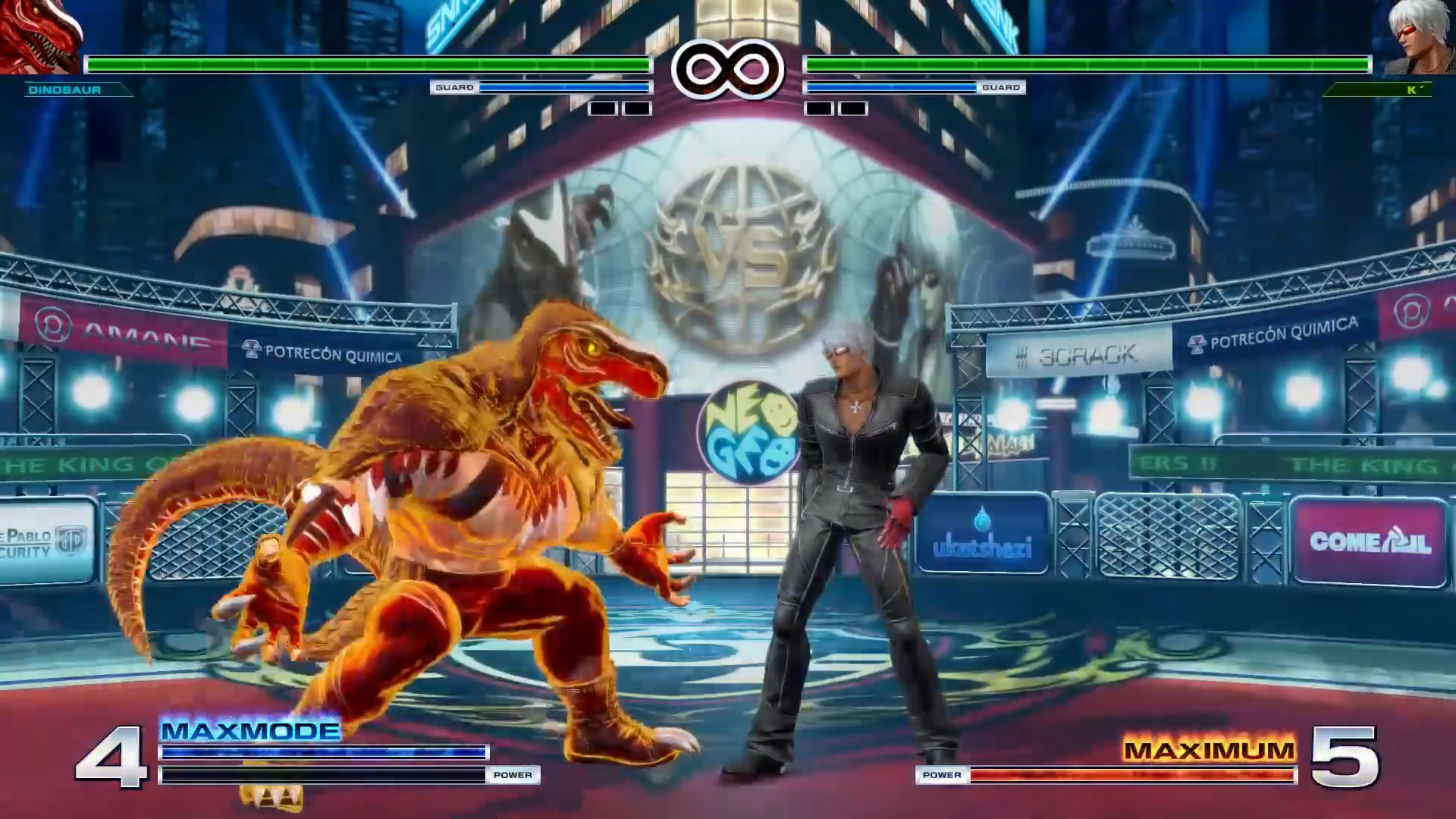 Stunning Black Wallpapers The King Of Fighters Xiv Onrpg