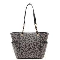 Leopard Print Fashion Handbag - Animal Print - Onsale Handbag