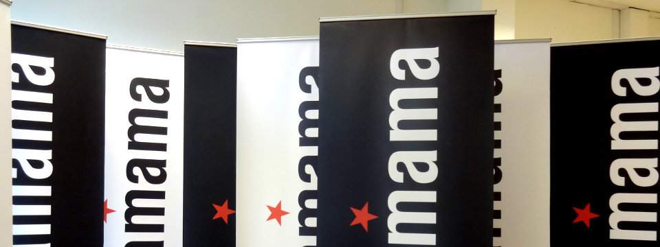 Designing the Perfect Roll up Banner