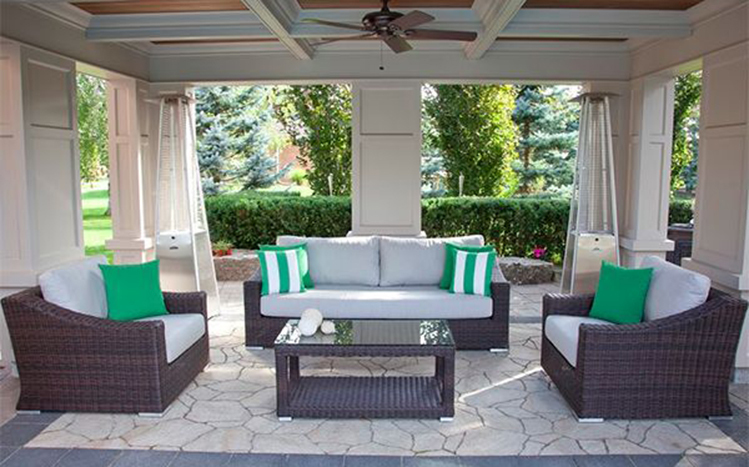 Insideout Patio Lounge Furniture Outdoor Living Product