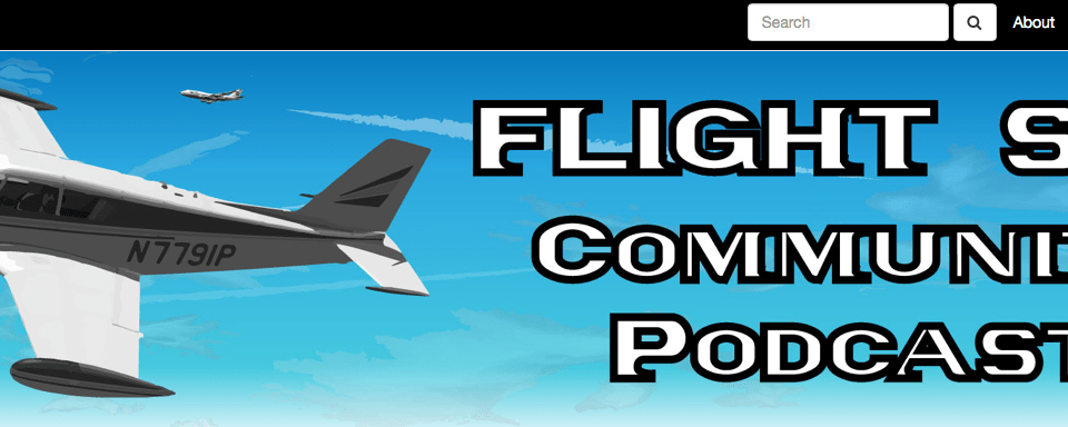 The Flightsim Community Podcast