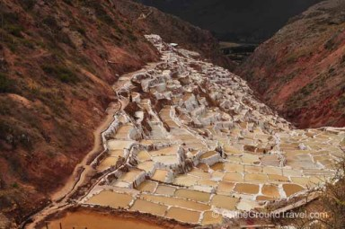 Salinas  in the Sacred Valley,Peru from trips around the world