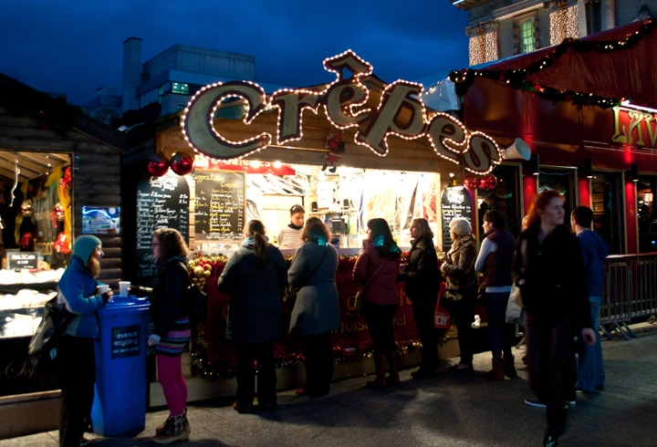 Christmas markets in Belfast, Northern Ireland