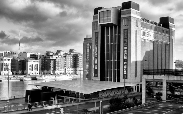 Baltic Arts Centre in Newcastle Gateshead, UK
