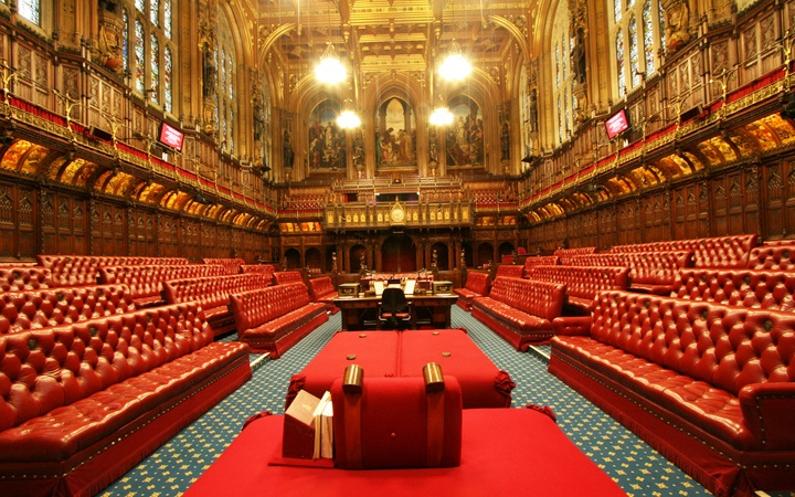House of Lords, Houses of Parliament