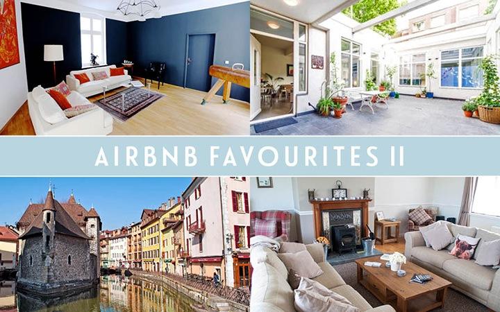 AirBnB favourites II: Berlin, Amsterdam, Annecy & Hebrides