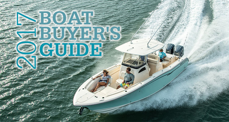 2017 Boat Buyer\u0027s Guide - On The Water