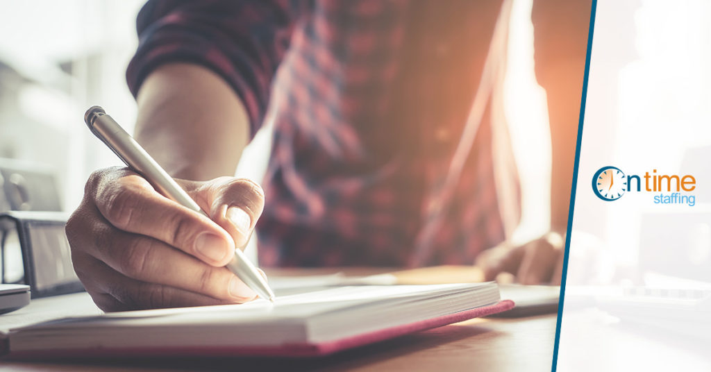 Four Steps to Creating Actionable Career Goals in 2019 - On Time