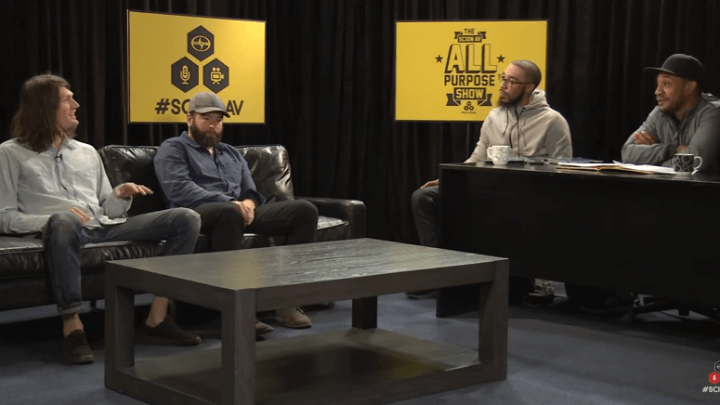 Prince Paul Interviews The Black Angels On Scion Audio