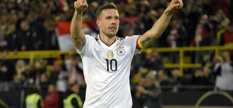 Allemagne - Angleterre (1-0)