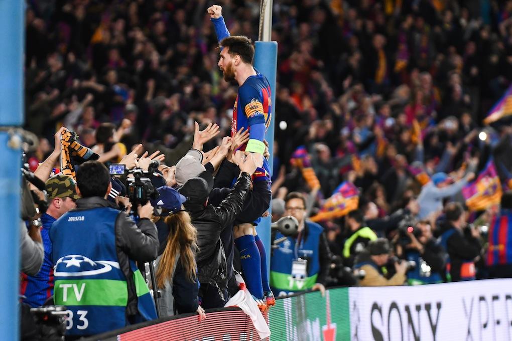 Neymar blessé et forfait face à La Corogne