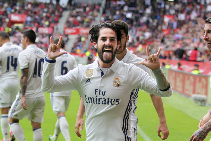 Real : Zidane encense Isco