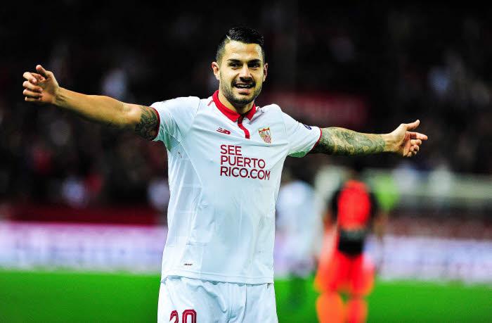 Accord entre l'Atlético Madrid et le FC Séville pour Vitolo