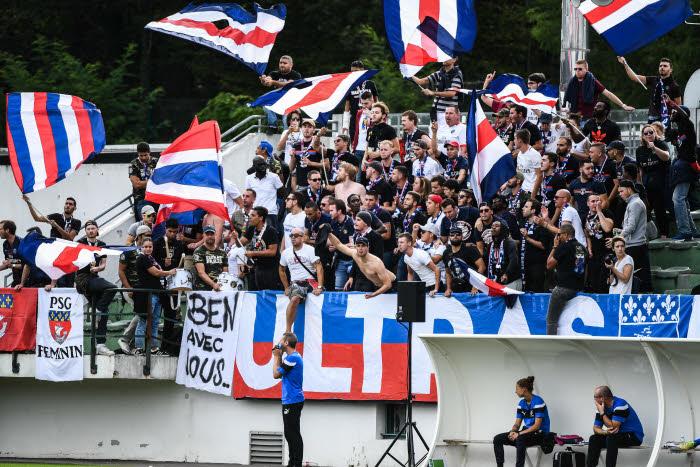 Les supporters parisiens interdits de Vélodrome par Marseille — OM-PSG