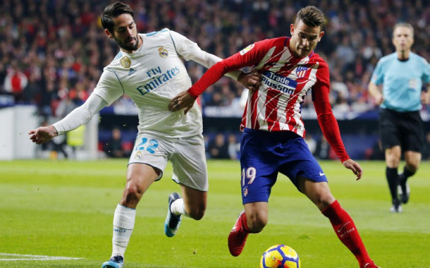 Atlético Madrid - Real Madrid (0-0)