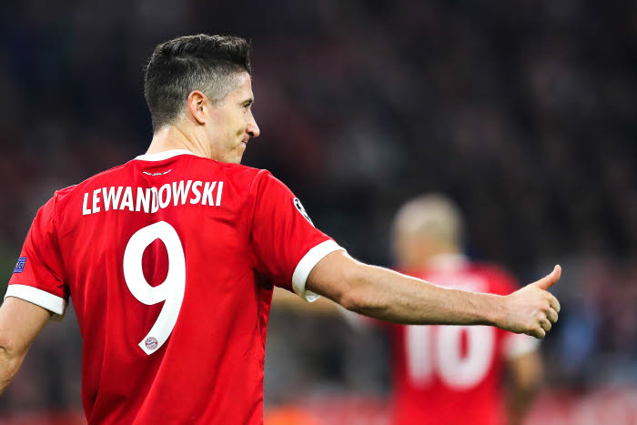 Lewandowski attend des renforts — Bayern Munich