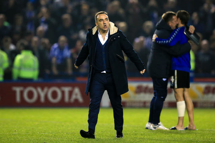Carvalhal nommé manager de Swansea — Officiel