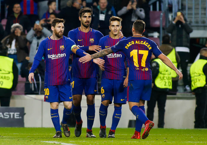 Streaming FC Barcelone - La Corogne