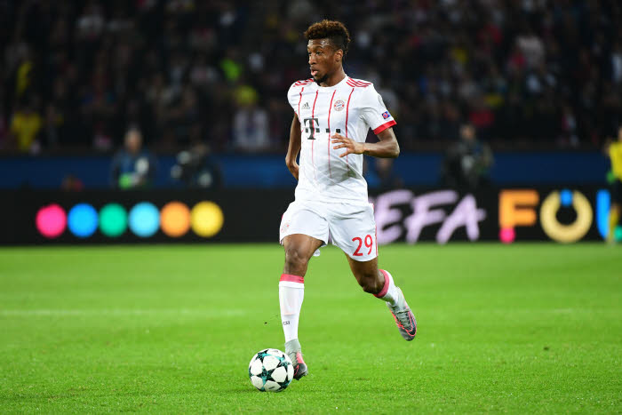 Officiel : le Bayern blinde Kingsley Coman !