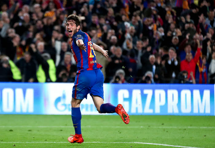 Mercato - Officiel : Accord pour la prolongation de Sergi Roberto !