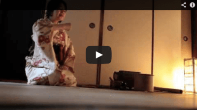 Kyoto Tea Ceremony video ooaworld
