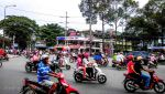 scooters ho chi minh city vietnam