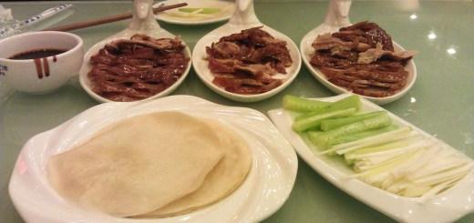 peking duck beijing china food