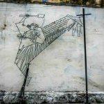 Cantonese Amahs street art Georgetown Malaysia
