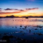El Nido Sunset Palawan Philippines 7