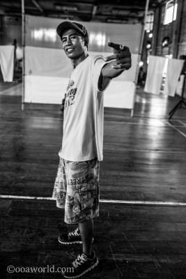 Iwahig Prison Dancing Inmate Puerto Princesa Philippines
