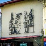 coffee street art georgetown malaysia