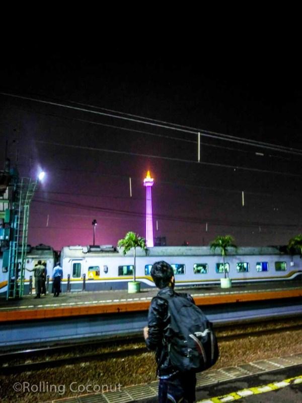National Monument Jakarta Indonesia Photo Ooaworld