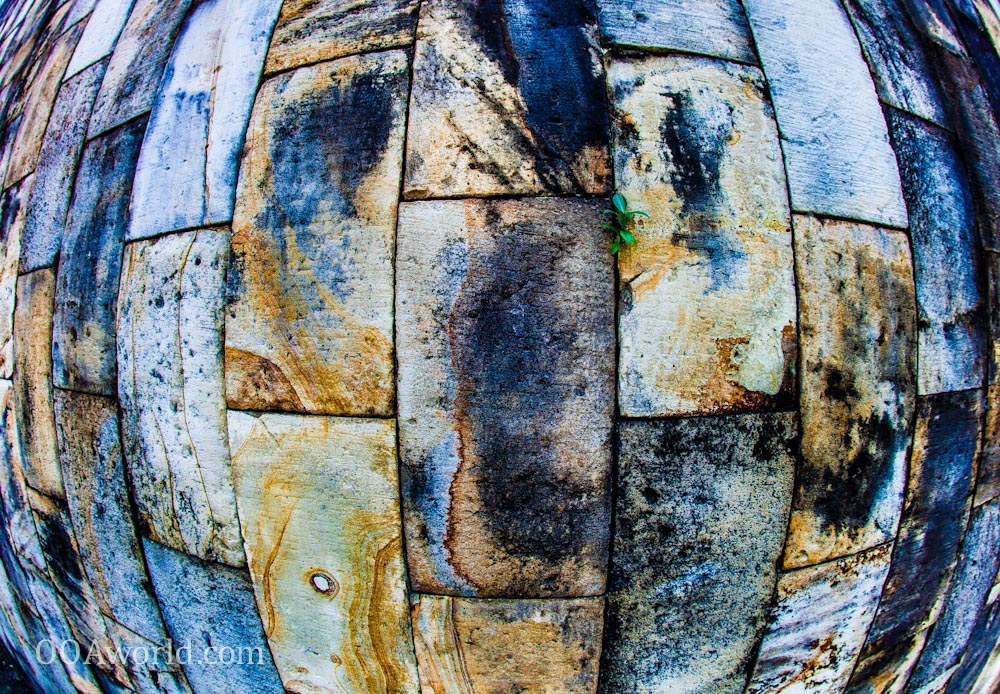 Spherical Wall Indonesia Photo Ooaworld