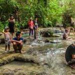 Kuang Si Falls Watchers Photo Ooaworld